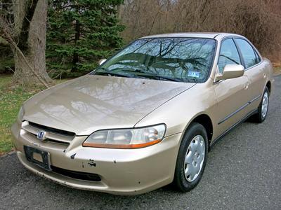 Used 2000 Honda Accord LX