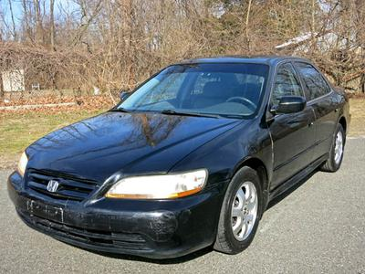 Used 2001 Honda Accord EX
