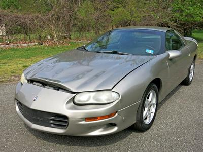 Used 1999 Chevrolet Camaro