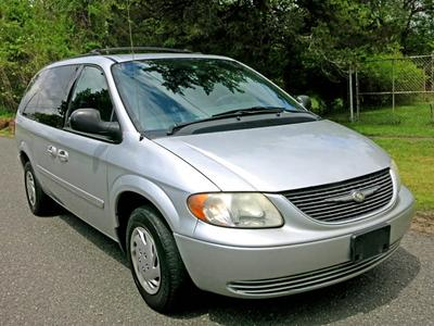 Used 2004 Chrysler Town & Country LX