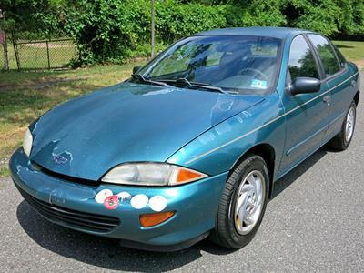 Used 1998 Chevrolet Cavalier