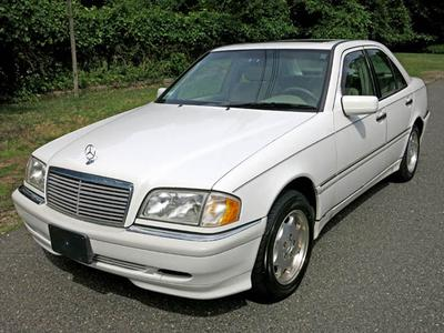 Used 1999 Mercedes-Benz C230 Kompressor