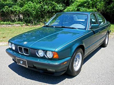 Used 1993 BMW 525 i