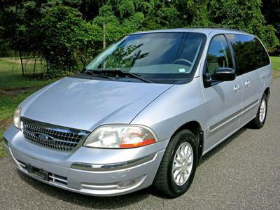 Used 2000 Ford Windstar SE