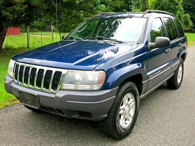 Used 2003 Jeep Grand Cherokee Laredo