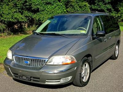 Used 2002 Ford Windstar SE