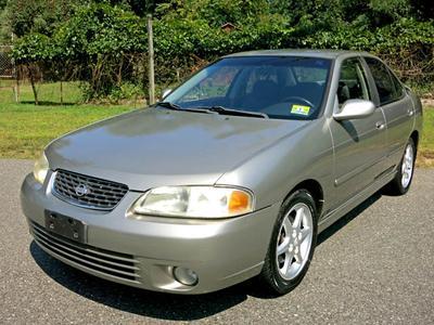 Used 2001 Nissan Sentra SE