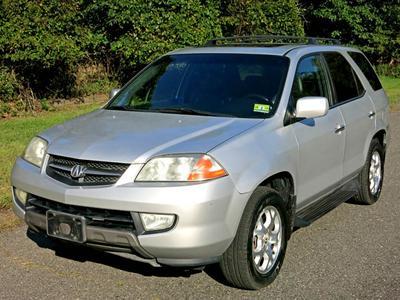 Used 2002 Acura MDX