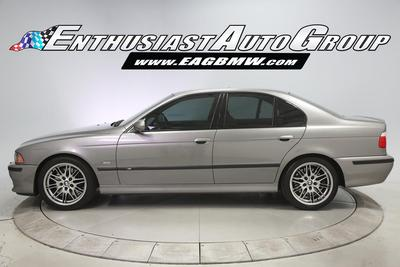 Used 2002 BMW M5
