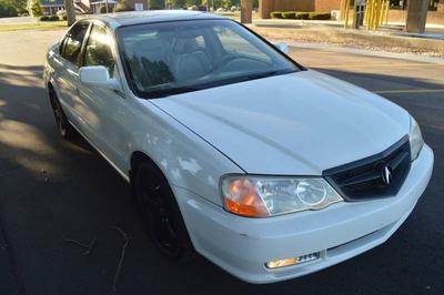 2002 Acura TL 3.2 Type S