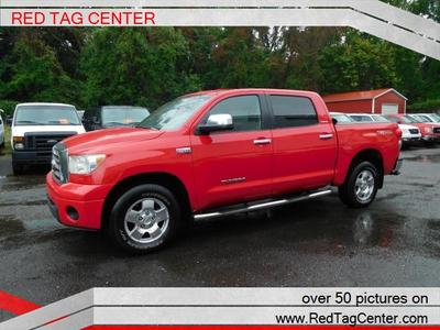 Used 2007 Toyota Tundra Limited CrewMax