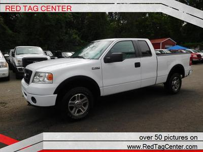 Used 2008 Ford F-150 STX SuperCab