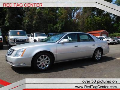 2009 Cadillac DTS Luxury