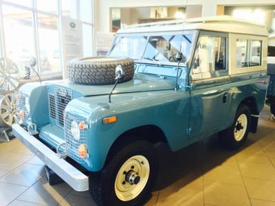 Used 1971 Land Rover Series II