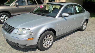 Used 2003 Volkswagen Passat GLS 1.8T