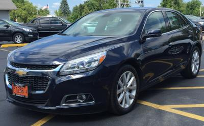 New 2016 Chevrolet Malibu Limited LTZ