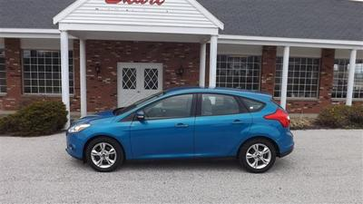 Used 2013 Ford Focus SE