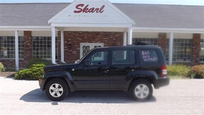 Used 2009 Jeep Liberty Sport
