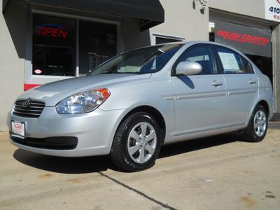 Used 2008 Hyundai Accent GLS
