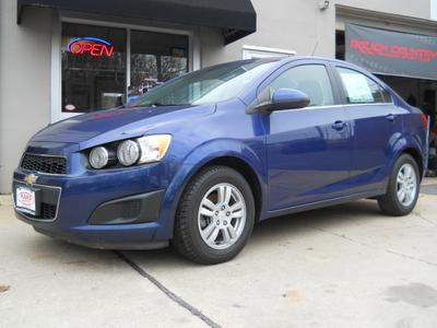 Used 2013 Chevrolet Sonic LT