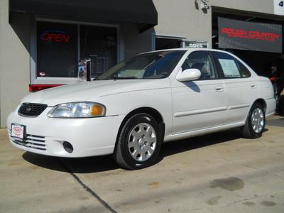 Used 2000 Nissan Sentra GXE