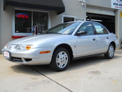 Used 2002 Saturn SL