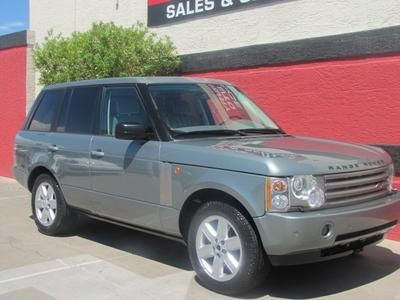 Used 2005 Land Rover Range Rover HSE