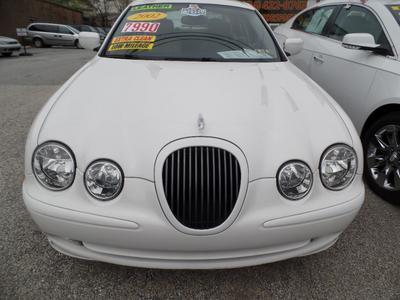 Used 2002 Jaguar S-Type 3.0