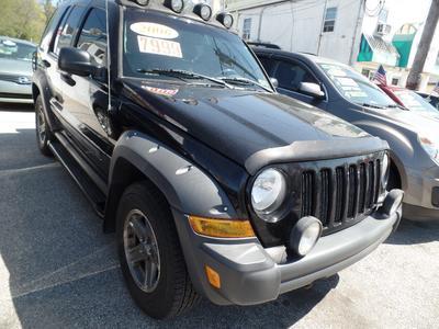 Used 2006 Jeep Liberty Renegade