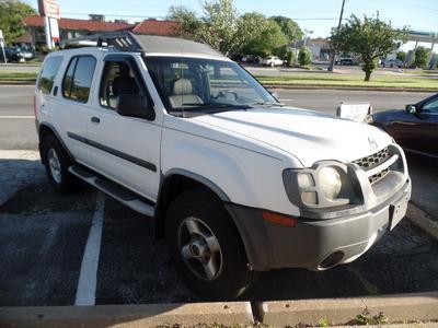 Used 2003 Nissan Xterra XE