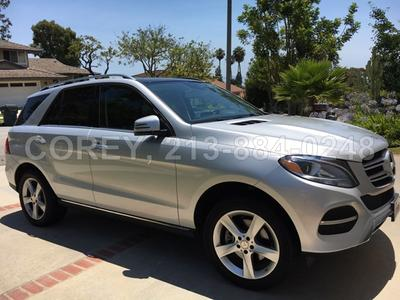 Used 2016 Mercedes-Benz GLE 350 4MATIC