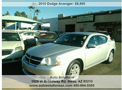 Used 2010 Dodge Avenger R/T