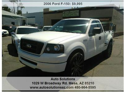 Used 2006 Ford F-150 STX