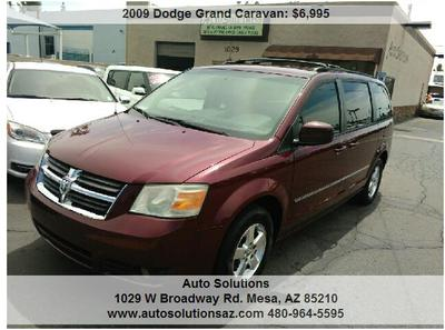 Used 2009 Dodge Grand Caravan SXT