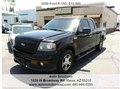 Used 2008 Ford F-150 FX2