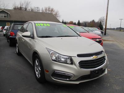 Used 2015 Chevrolet Cruze 1LT