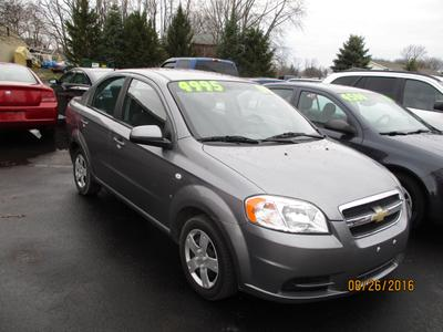 Used 2008 Chevrolet Aveo LS