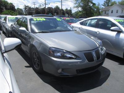 Used 2007 Pontiac Grand Prix GXP