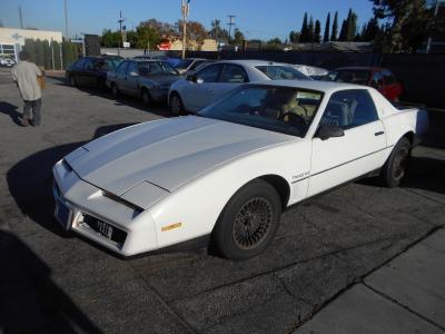 Used 1982 Pontiac Firebird Trans Am