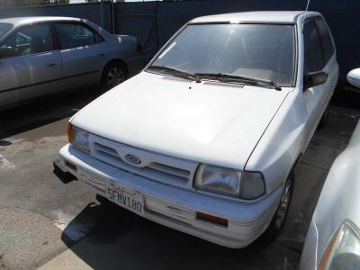 Used 1992 Ford Festiva L