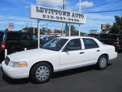 Used 2011 Ford Crown Victoria Police Interceptor