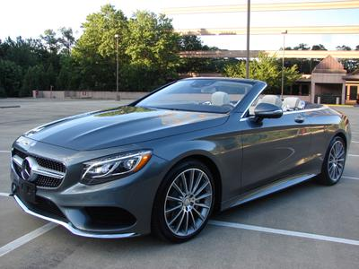 Used 2017 Mercedes-Benz S550