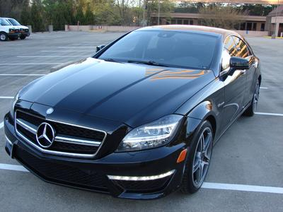 Used 2014 Mercedes-Benz CLS63 AMG S-Model 4MATIC