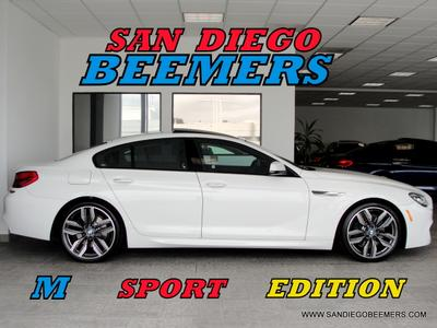 Used 2014 BMW 640 Gran Coupe i