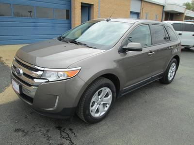New 2013 Ford Edge SEL