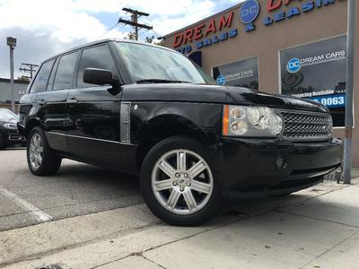 Used 2007 Land Rover Range Rover HSE