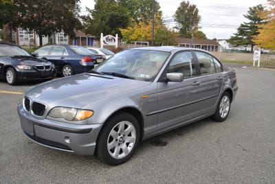 Used 2005 BMW 325 xi