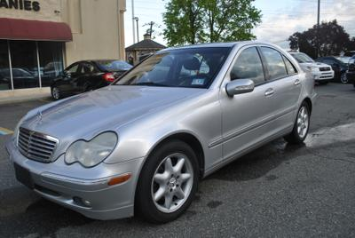 Used 2003 Mercedes-Benz