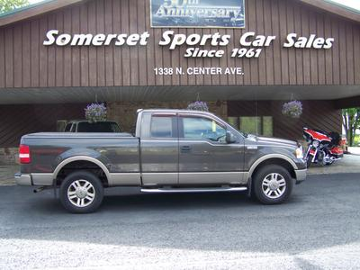Used 2005 Ford F-150 Lariat SuperCab