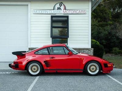 Used 1986 Porsche 911 Turbo